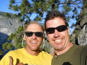 Steve Schneider and Matt Johanson